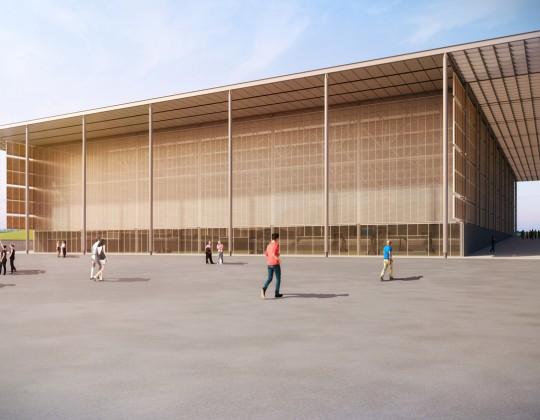 Ginásio Poliesportivo Arena da Juventude