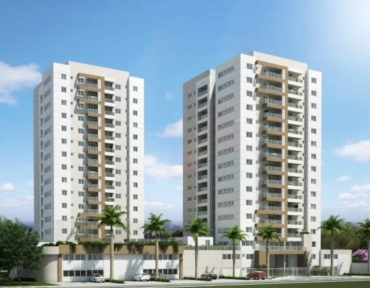 Fachada Empreendimento Imobiliário
