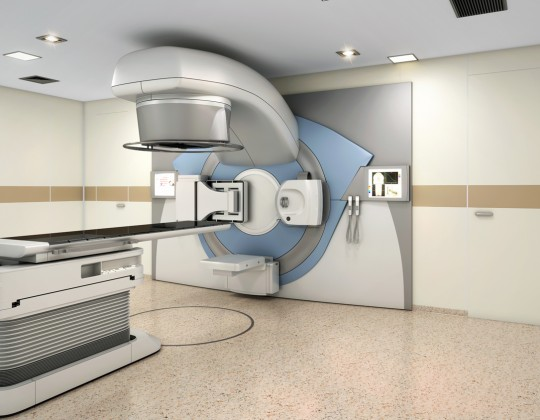 Sala de Radioterapia